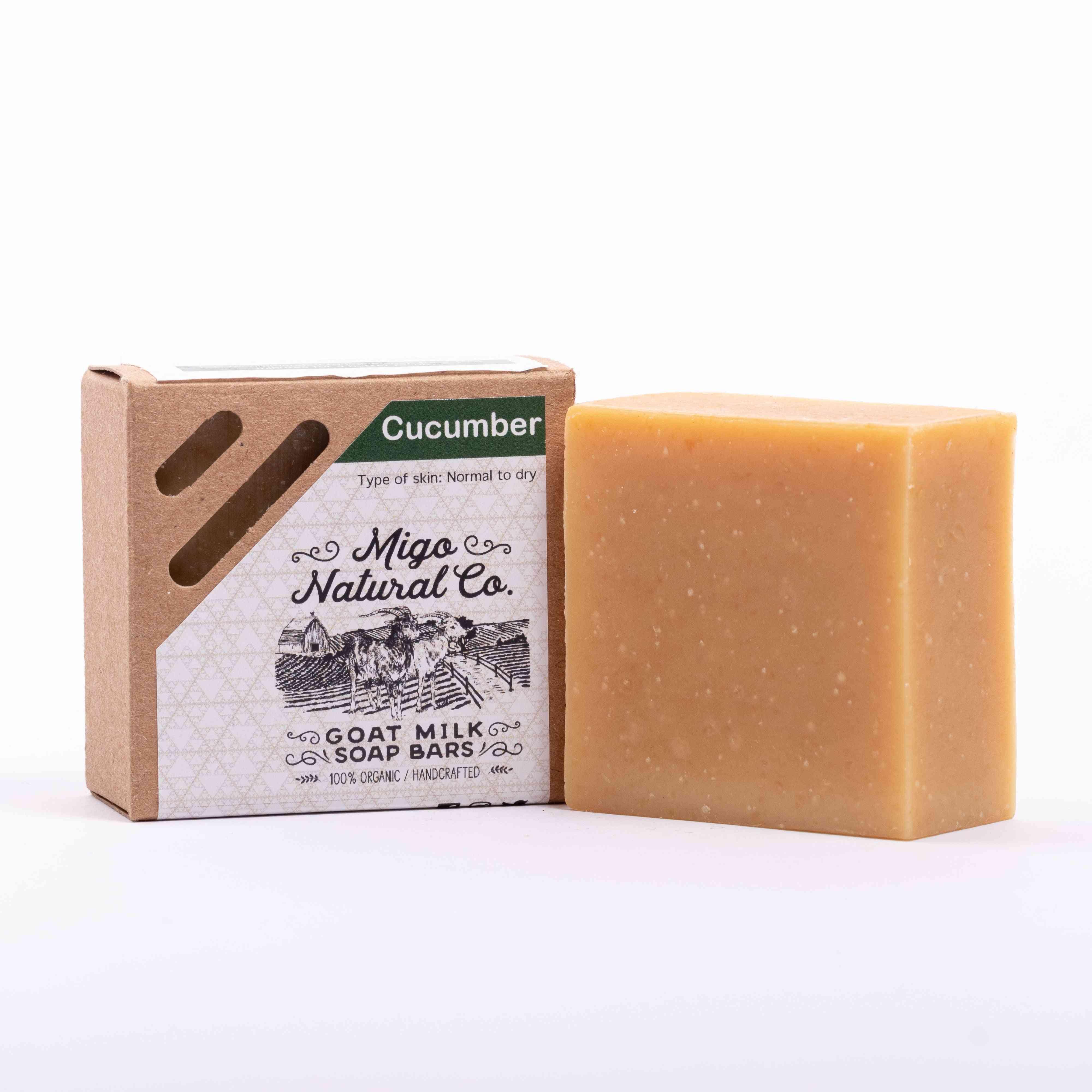 Cucumber Goat Milk Soap