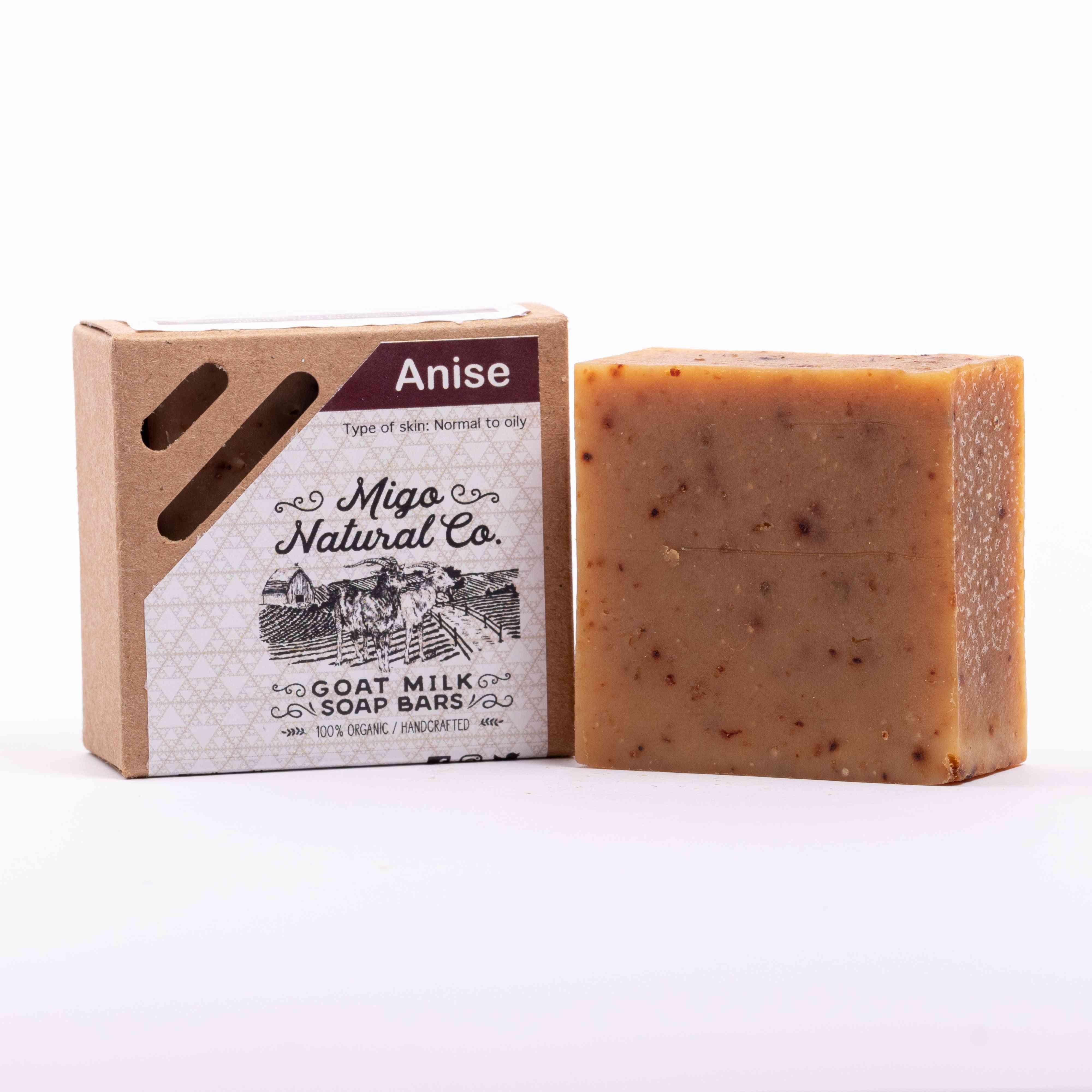 Anise Goat Millk  Soap