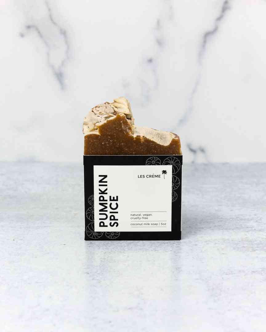 Rich Pumpkin Spice-coconut Milk Soap