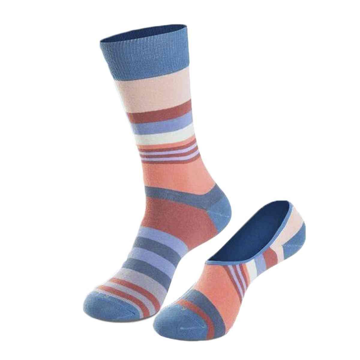 Stay Put Crew Socks