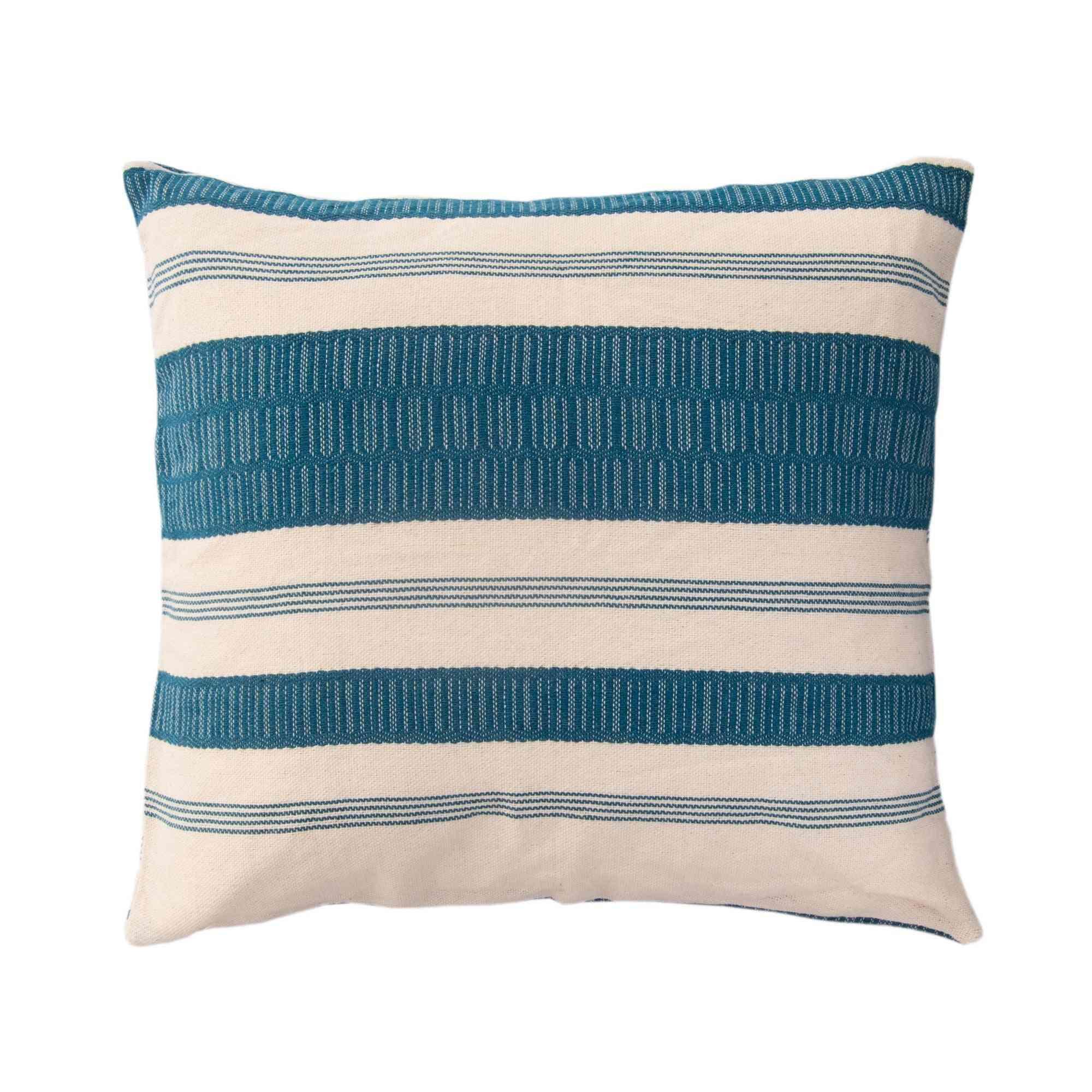 Cotton Accent Pillow Mitla