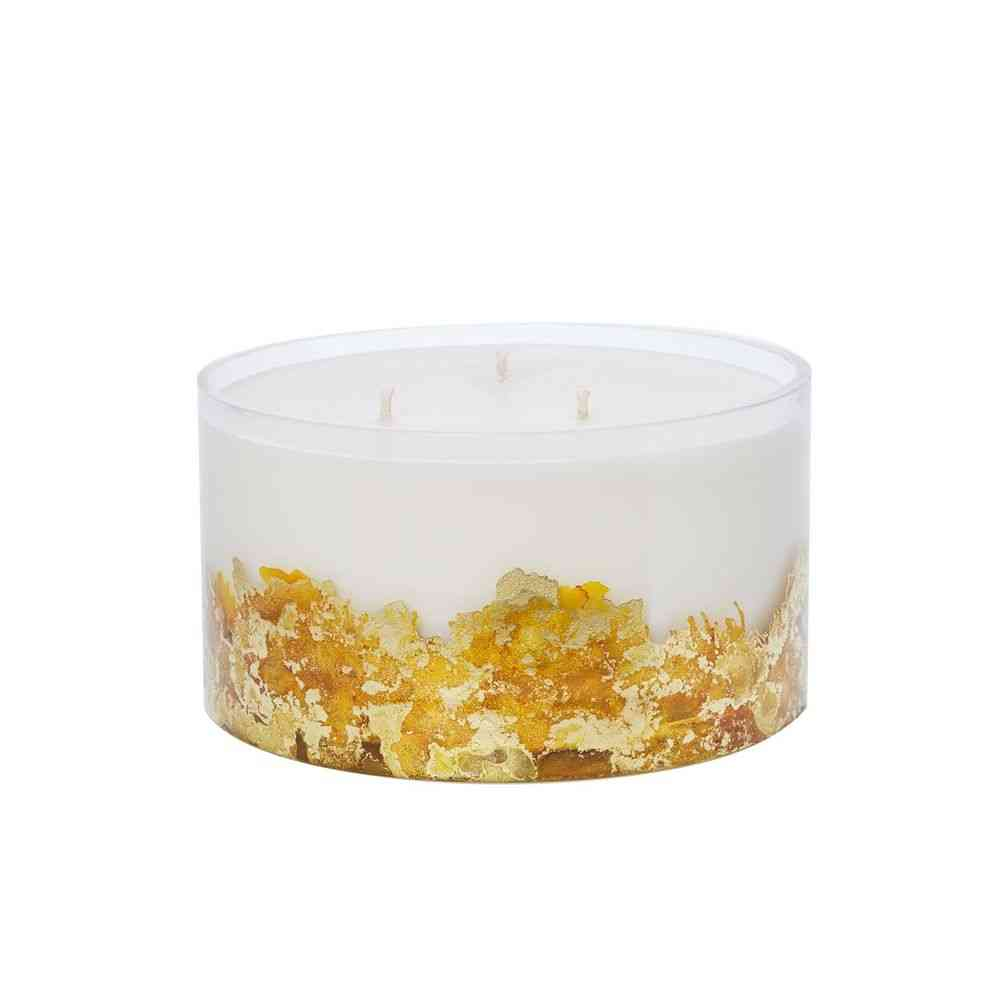 Large Hand-poured Soy Wax Candles With Essential Oils