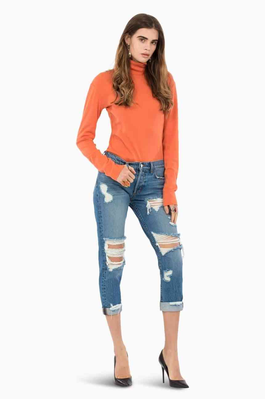 In Smile A Little More Jeans