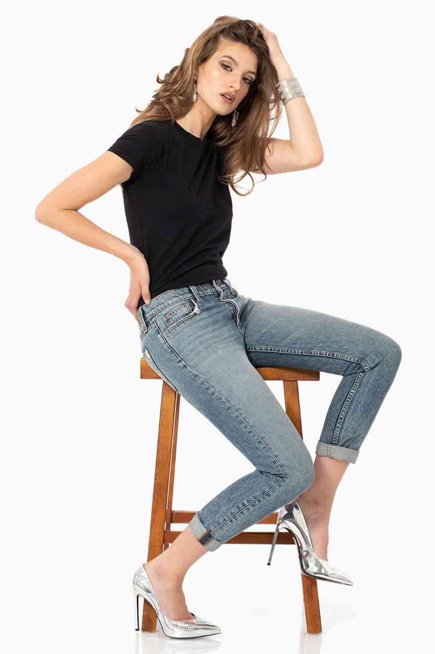 In Free Spirit Jeans