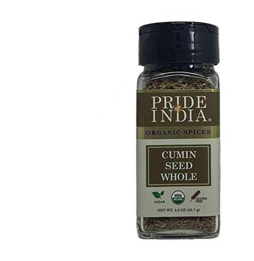 Organic Cumin Seed Whole
