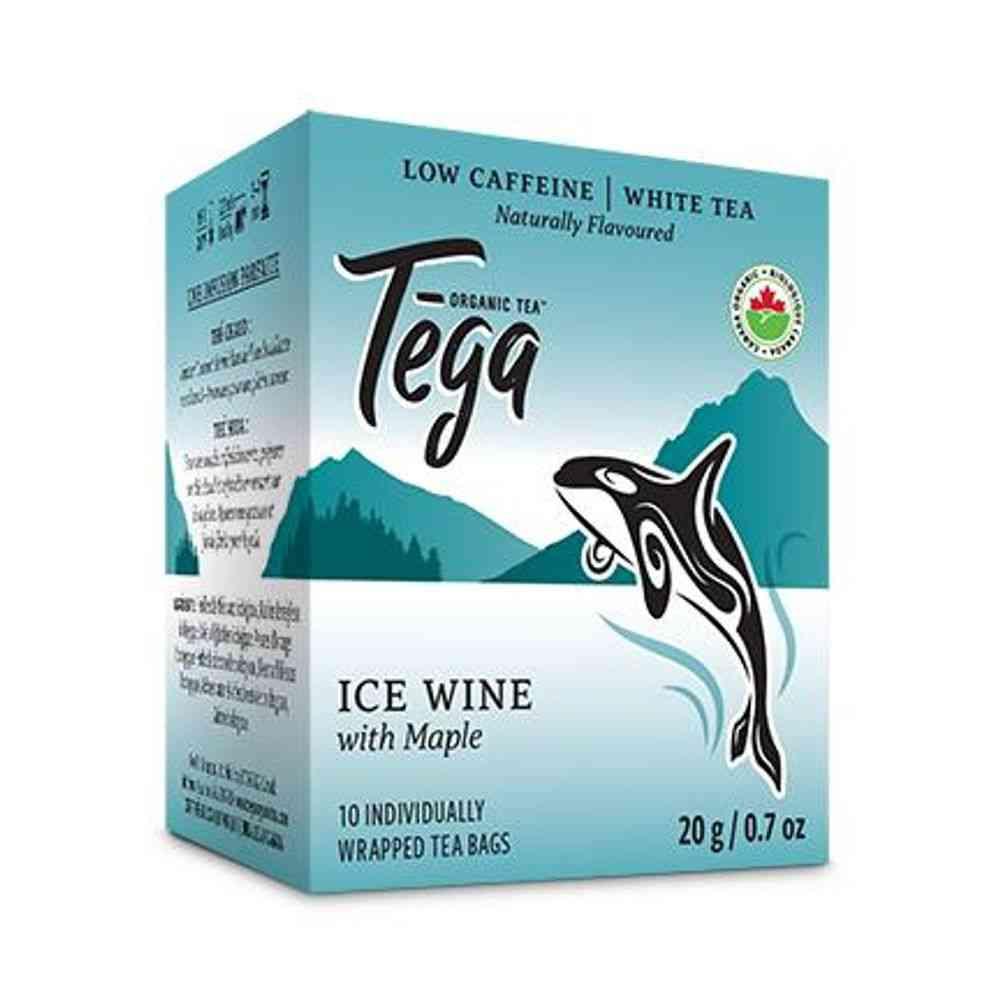 Organic Maple Ice-wine White Tea