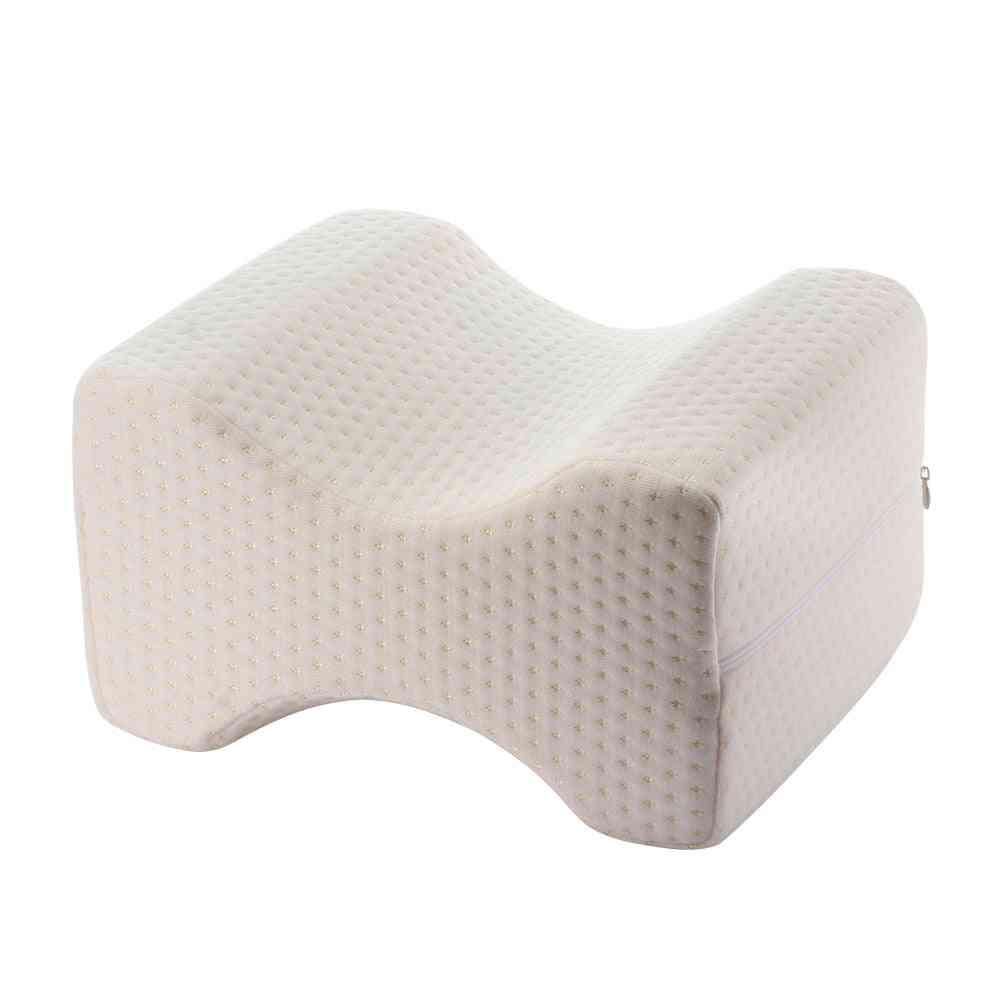 Memory Foam Leg Support Pillow