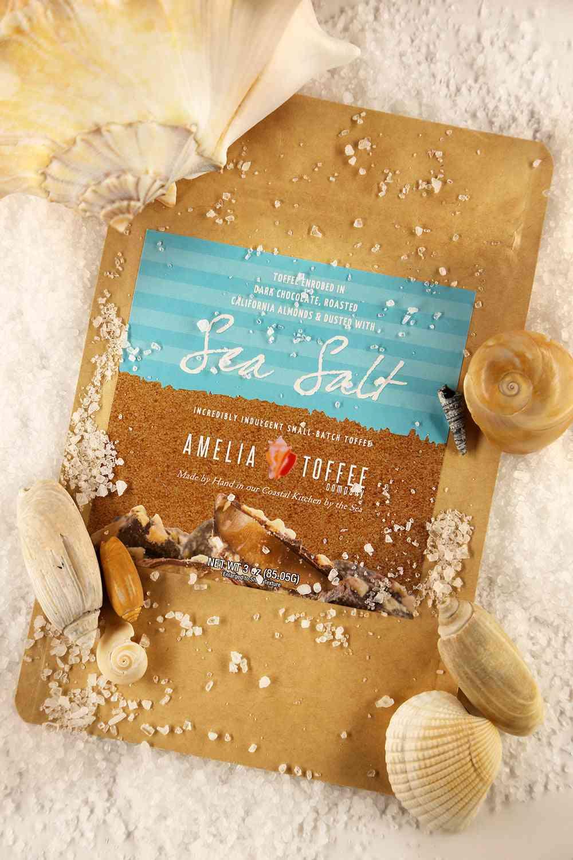 Sea Salt Toffee