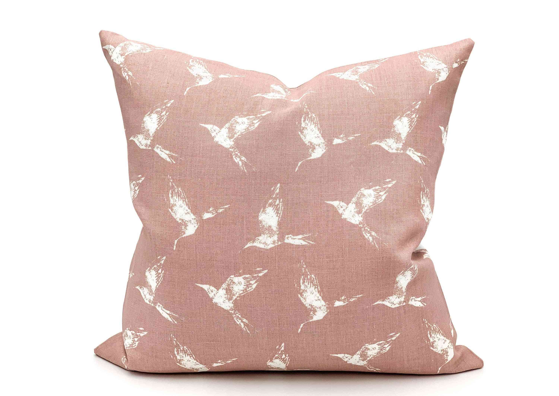 Swallow Birds Pretty Pillow Cover