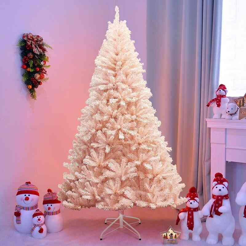 Artificial Christmas Tree-hinged Full Fir Eco-friendly