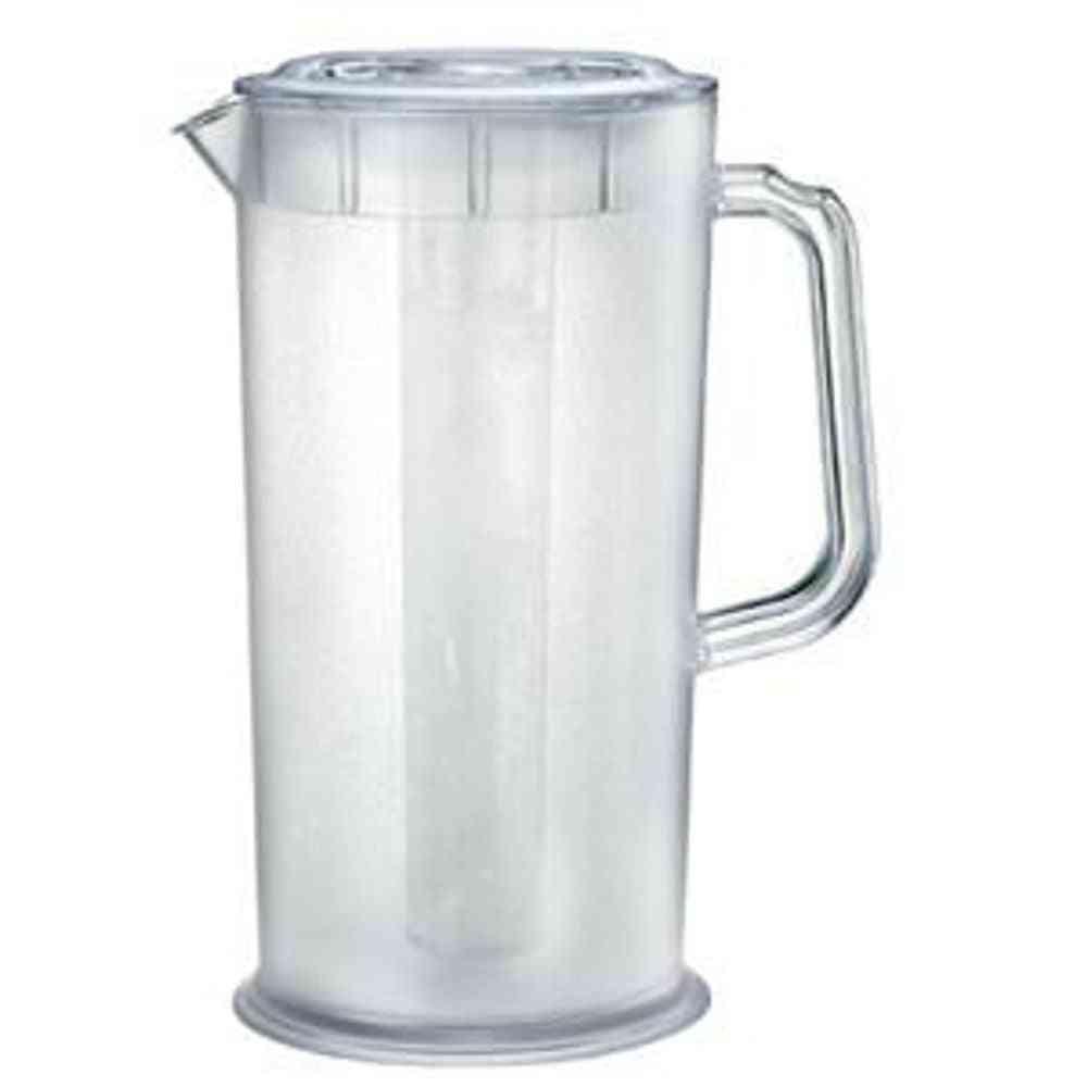 Plastic Ice-tea/coffee & Juice Pitcher Chilling Tube