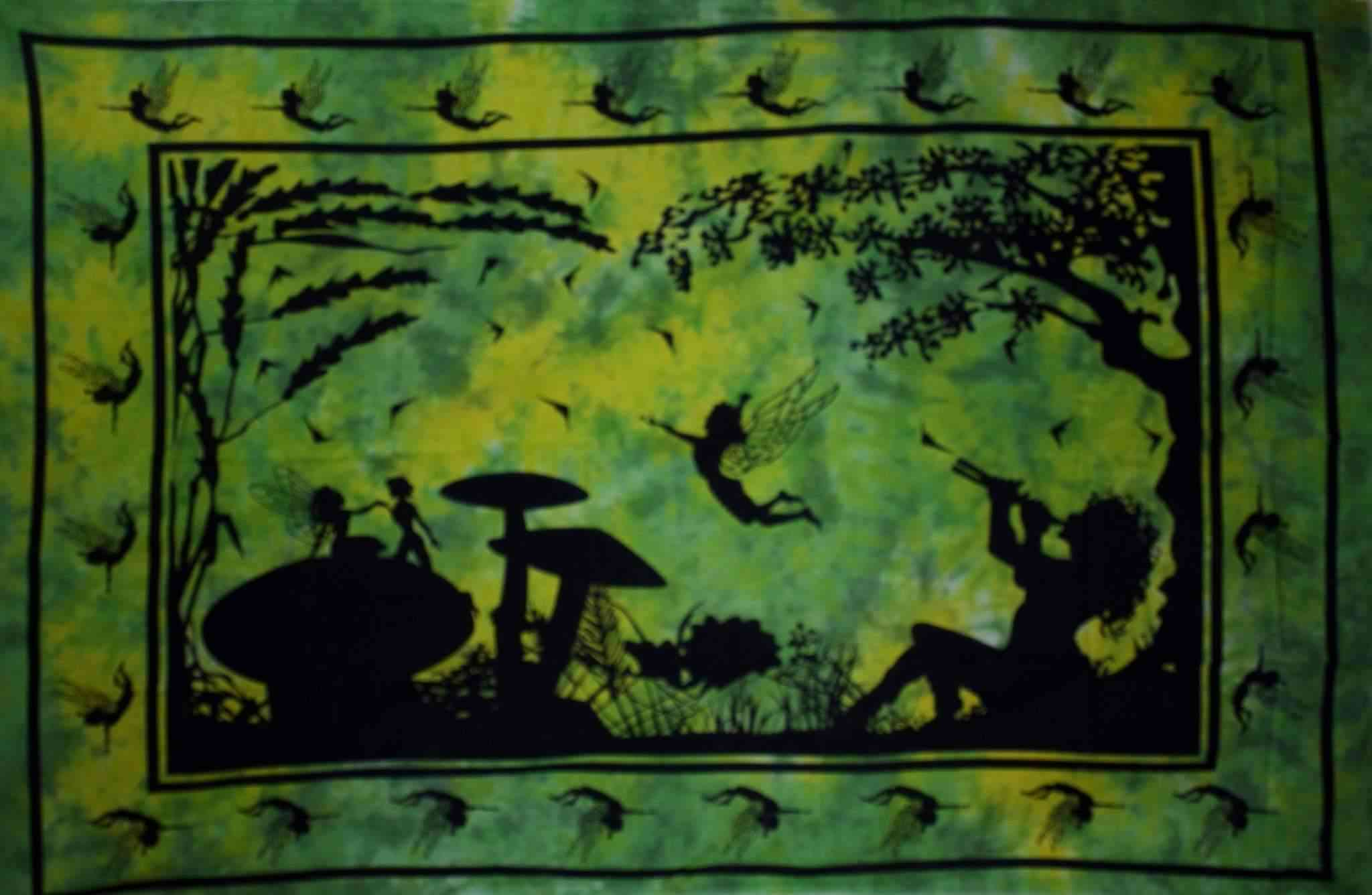 Calling All Fairies Tapestry