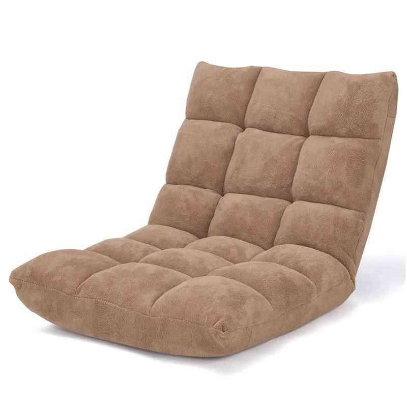 Adjustable Cushioned Floor Chair