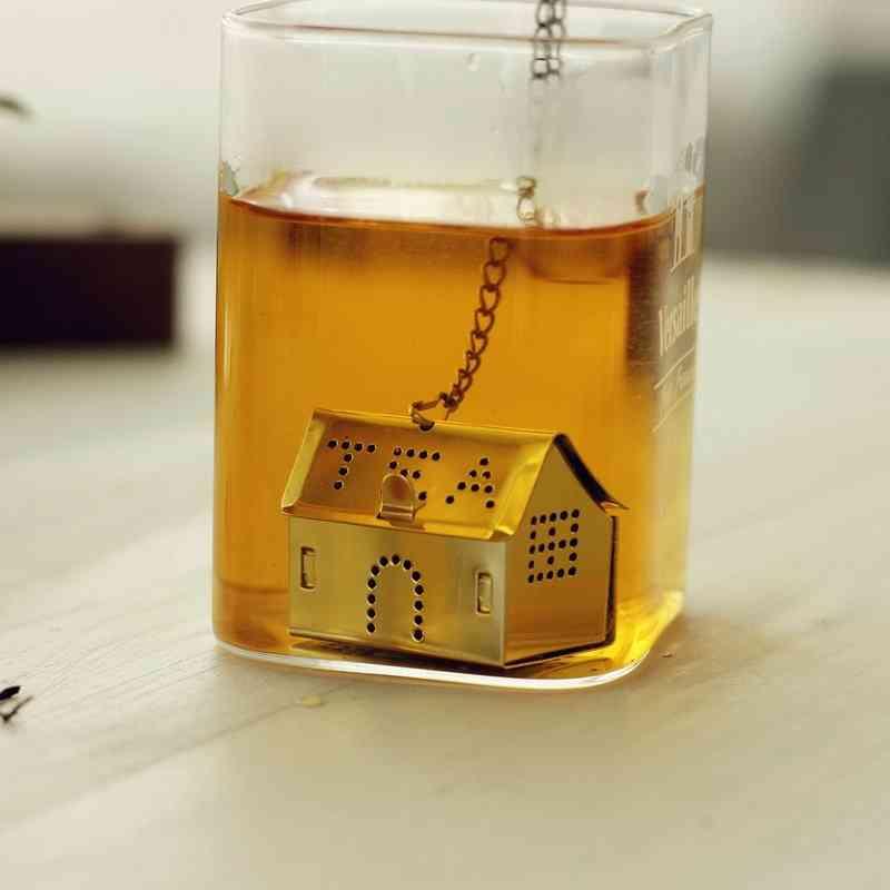 House/teapot Shaped Tea Infuser