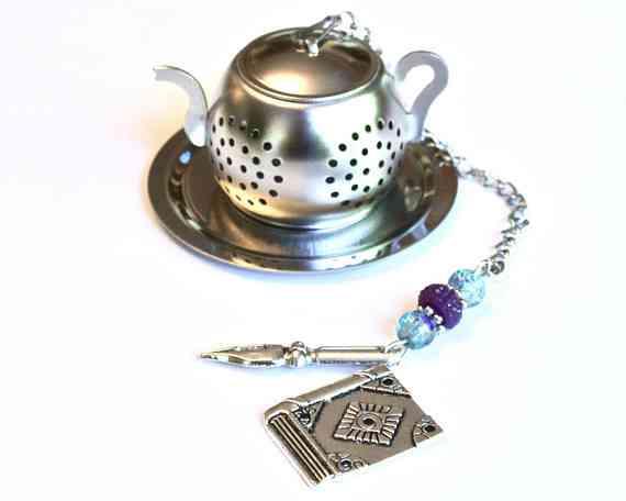 Book Tea Infuser