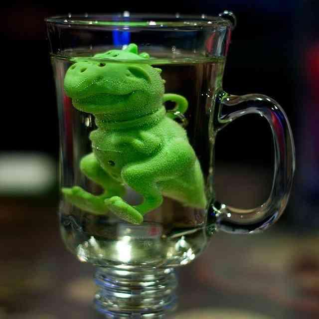 Tea Rex Dinosaur Beverage Infuser