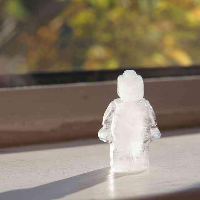Lego Man Shaped, Ice Cube Making Tray