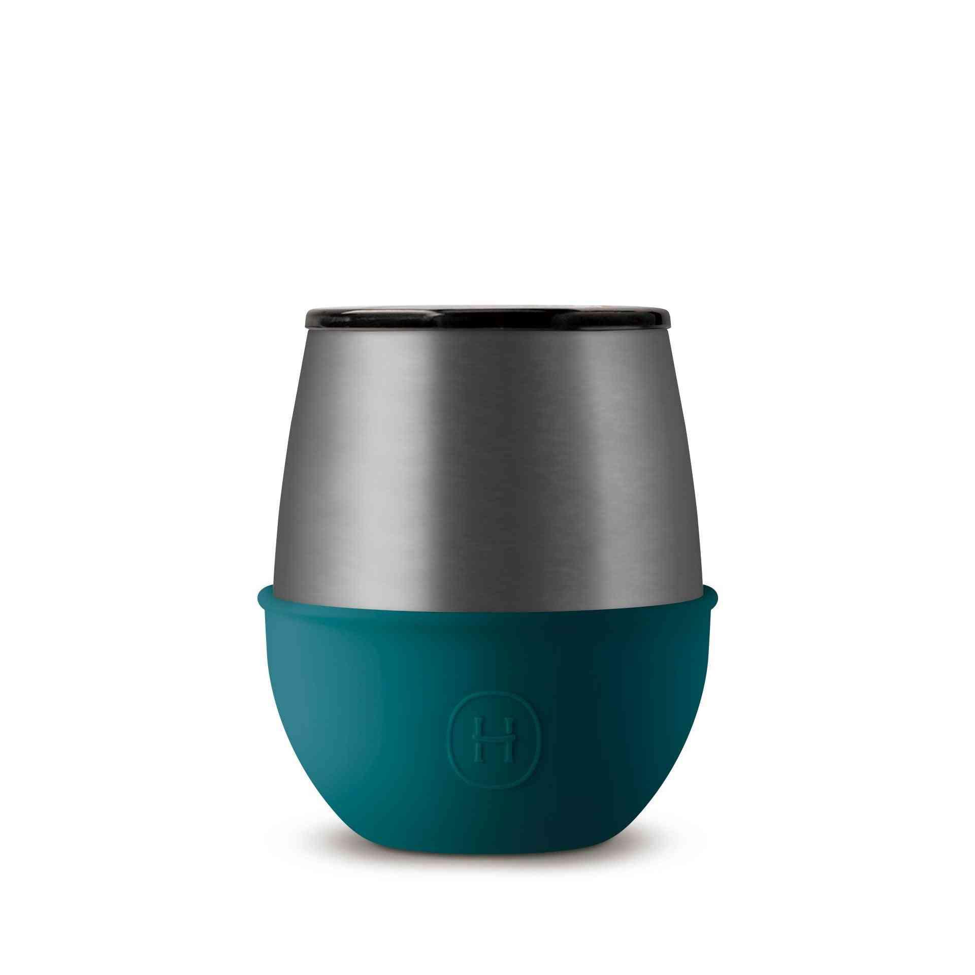 Vaccum Thermal Series Teal Blue Tumbler Drinkware