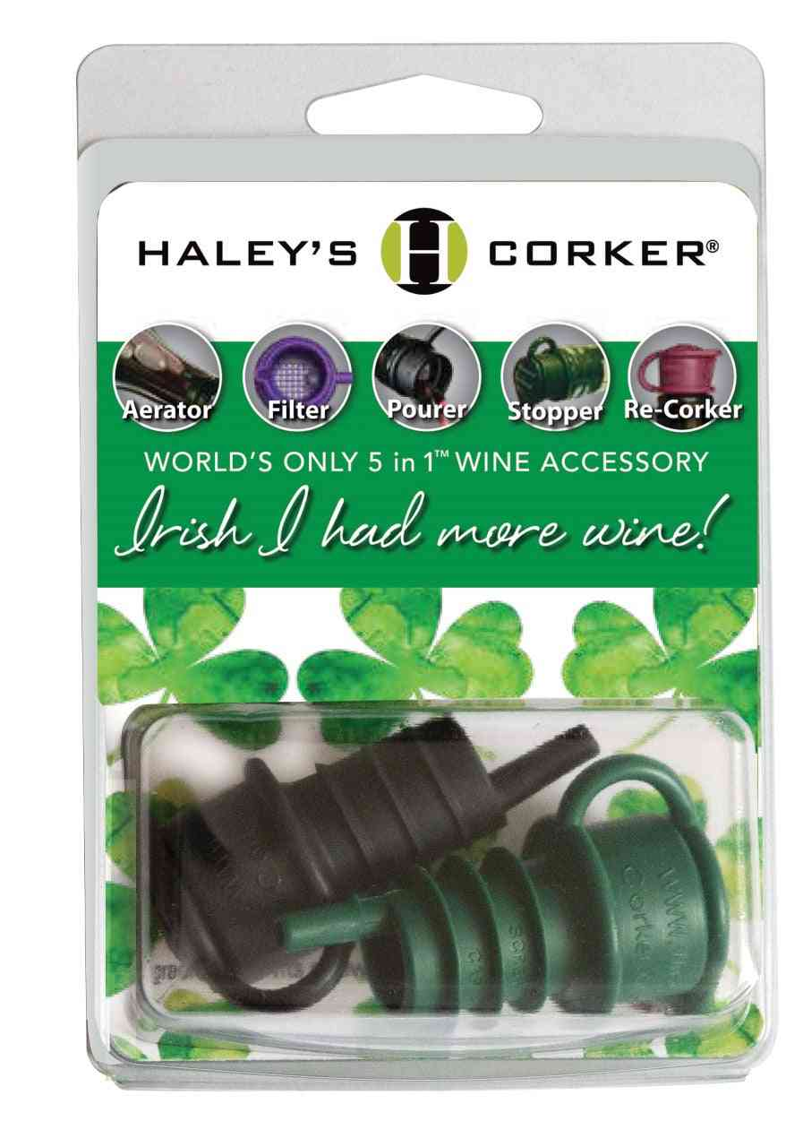 Combo Pack Wine Corkers