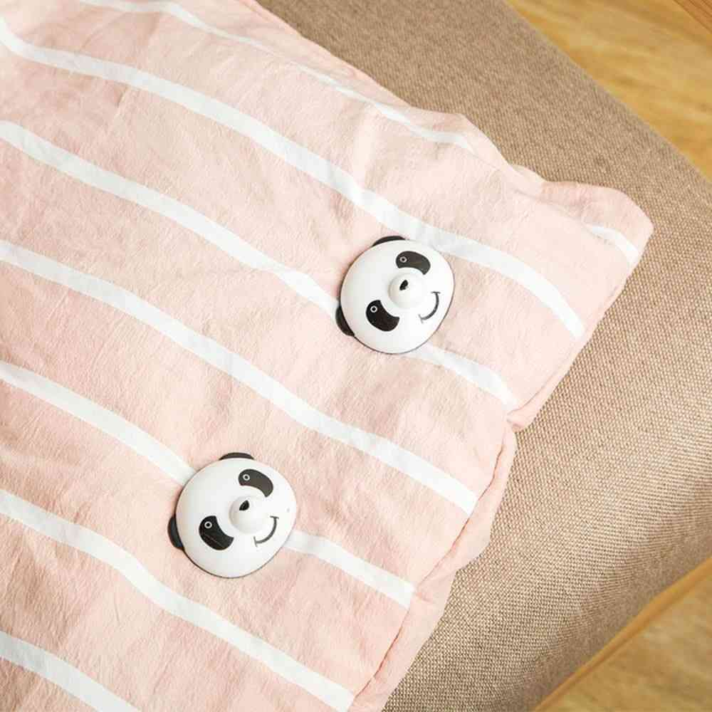 Bedsheet, Pillow Cover Tidy Clips