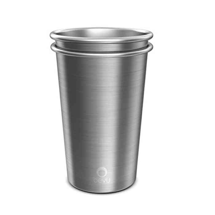 16oz Stainless Steel Cups