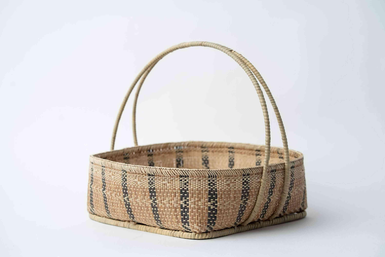 Multi-purpose Bidayuh Basket With Handle