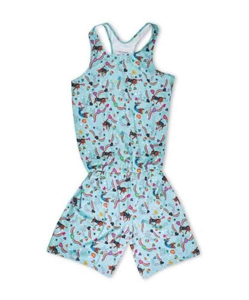 Gym Cat Romper For Chid