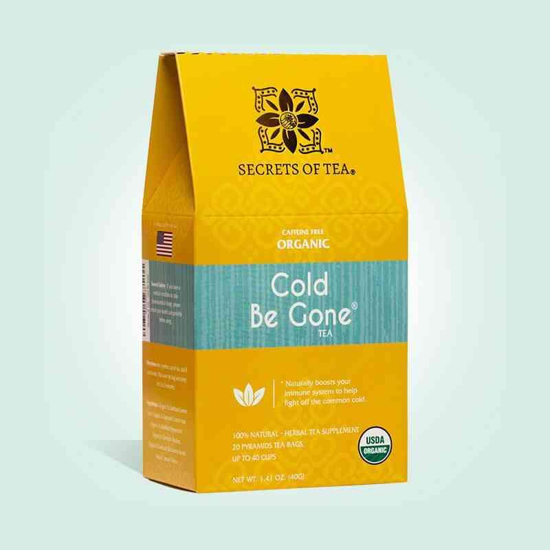 Cold Relief Tea