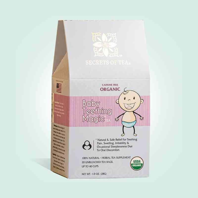 Baby Teething Relief Tea
