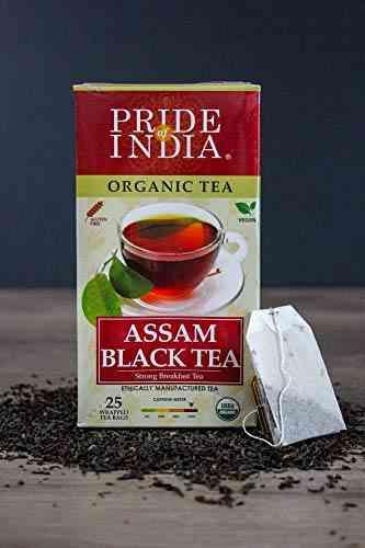 Organic Indian Assam Black Tea