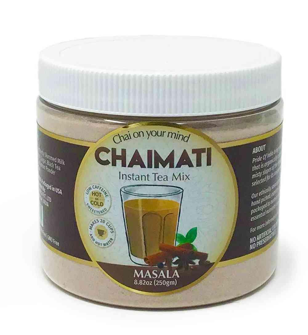 Masala Chai Latte Powdered- Instant Tea Premix