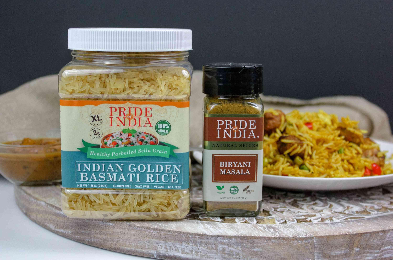 Enriched Parboiled Basmati Rice