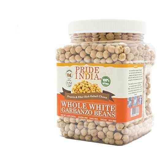 Whole White Garbanzo Beans