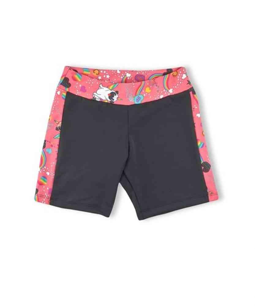 Pugi Corn Detail Active Shorts
