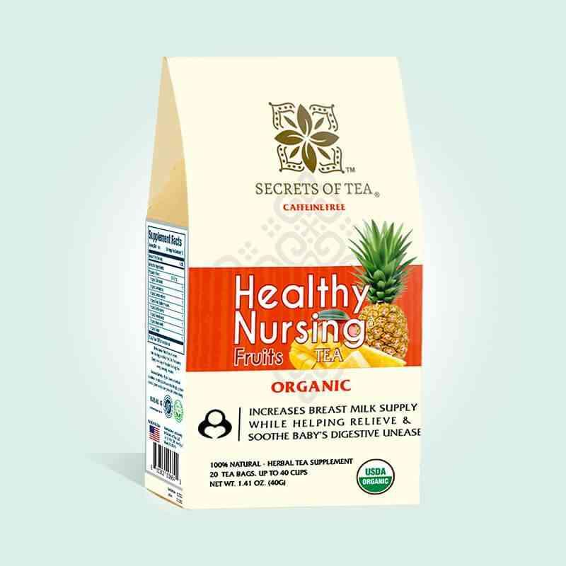 Lactation Fruits Nursing Tea