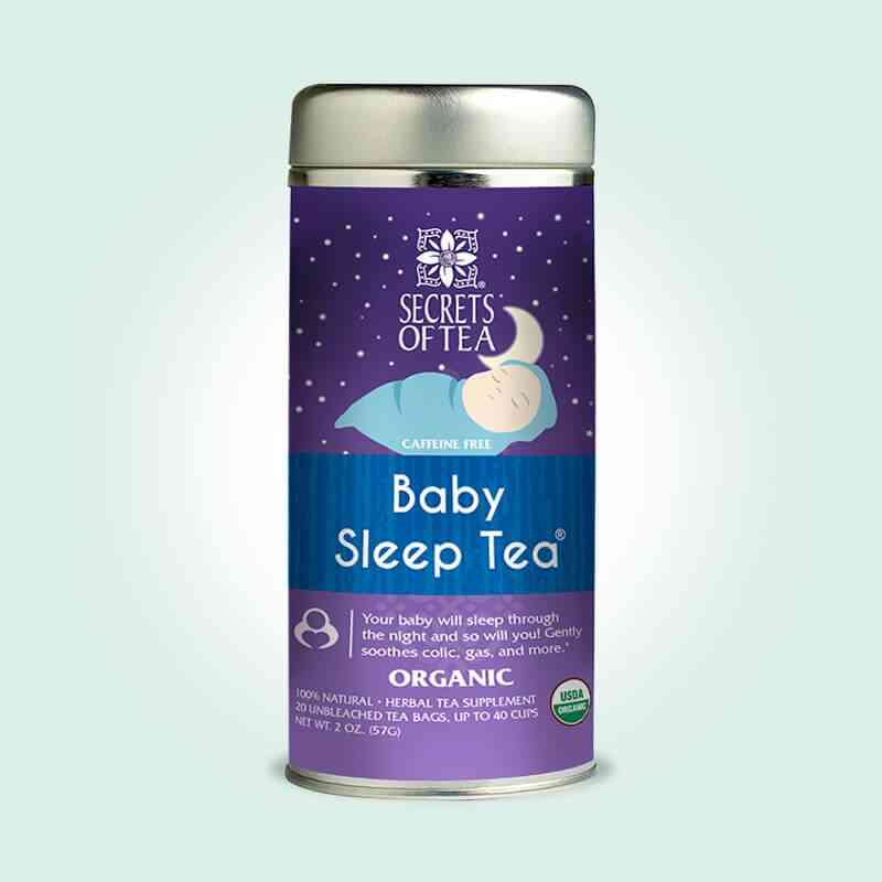 Natural And Organic Tea For Babies