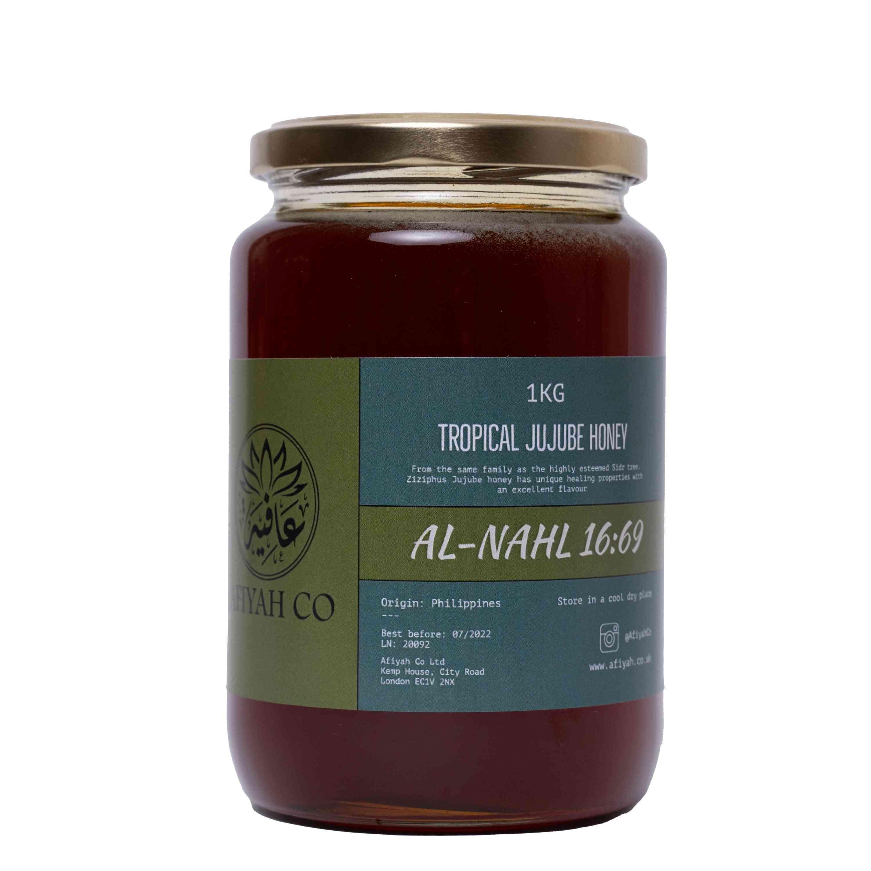 Tropical Jujube Honey
