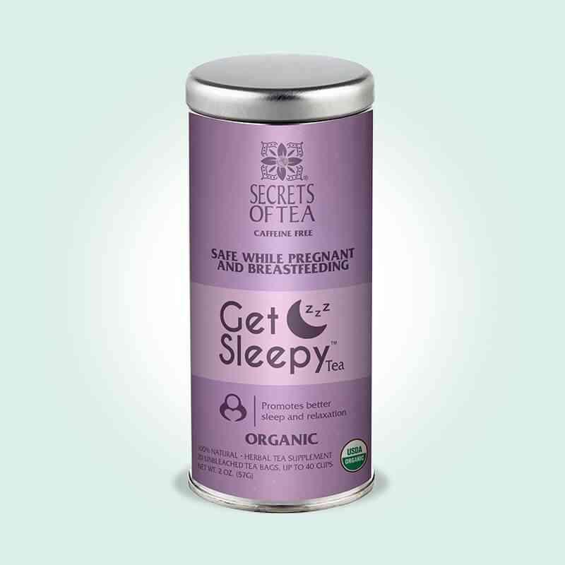 Gluten-free Nighttime Sleep Tea