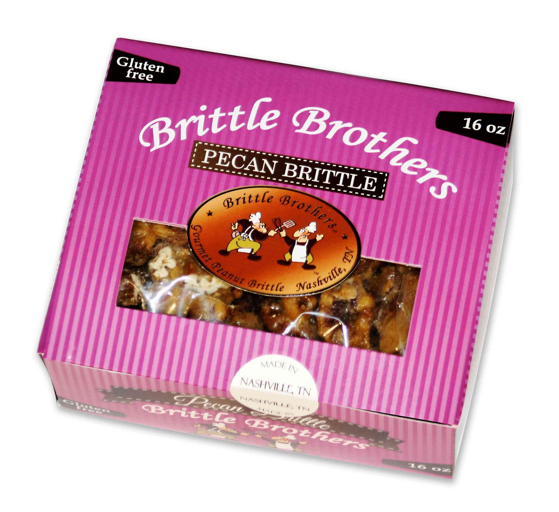 Gourmet  Pecan Brittle