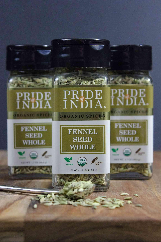 Organic Fennel Seed Whole