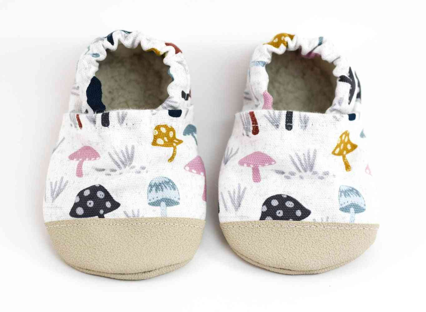Washable, Printed Shoes, Adults