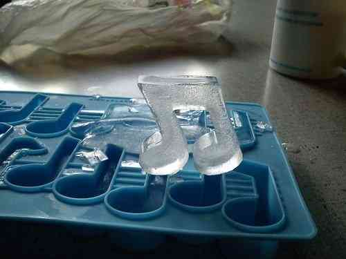 Summer In The City Ice Cube Tray