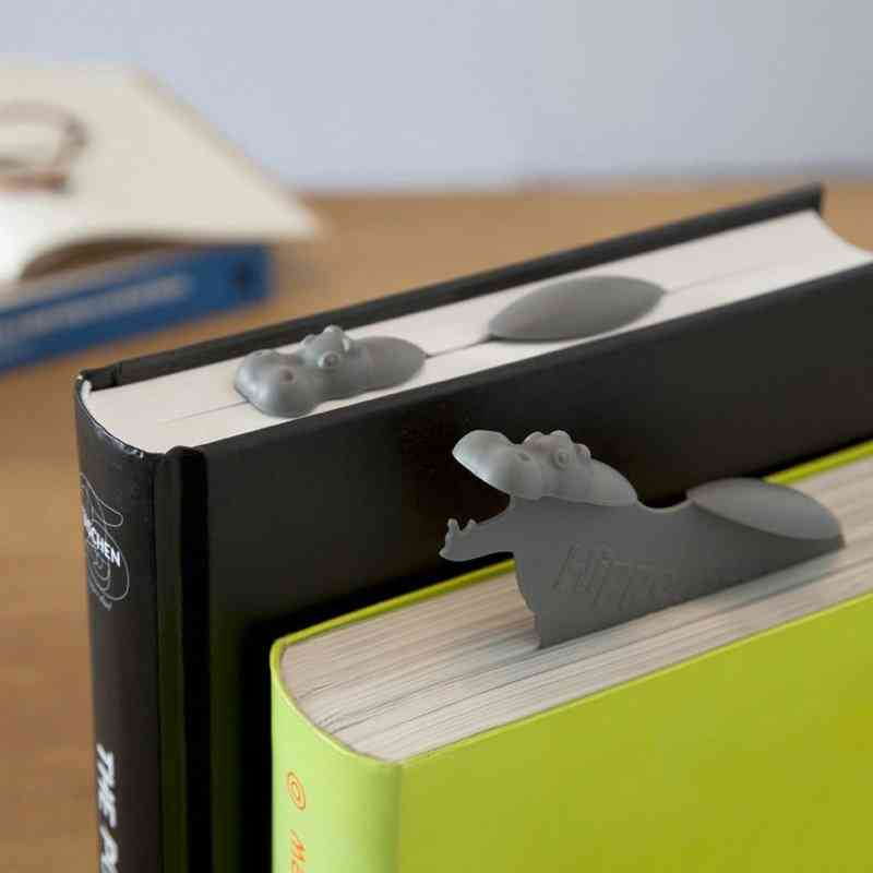 Hippomark Bookmark