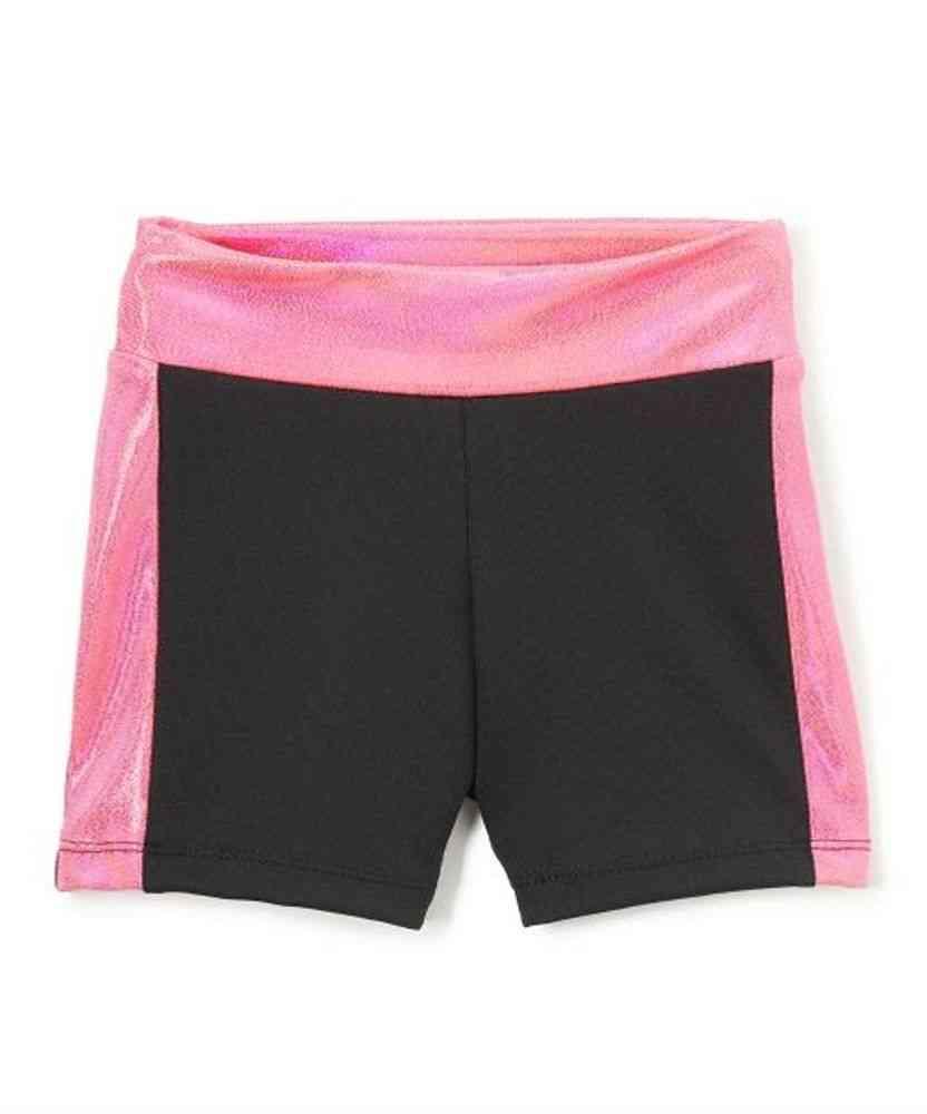 Athletic Pink Side Short
