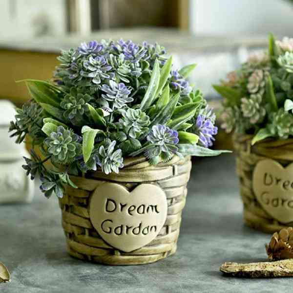 Artificial Flowers Home Wedding Decor