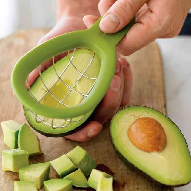 Taglierina per cubetti di avocado miglior strumento per avocado