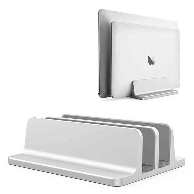 Aluminum Double Laptop Stand