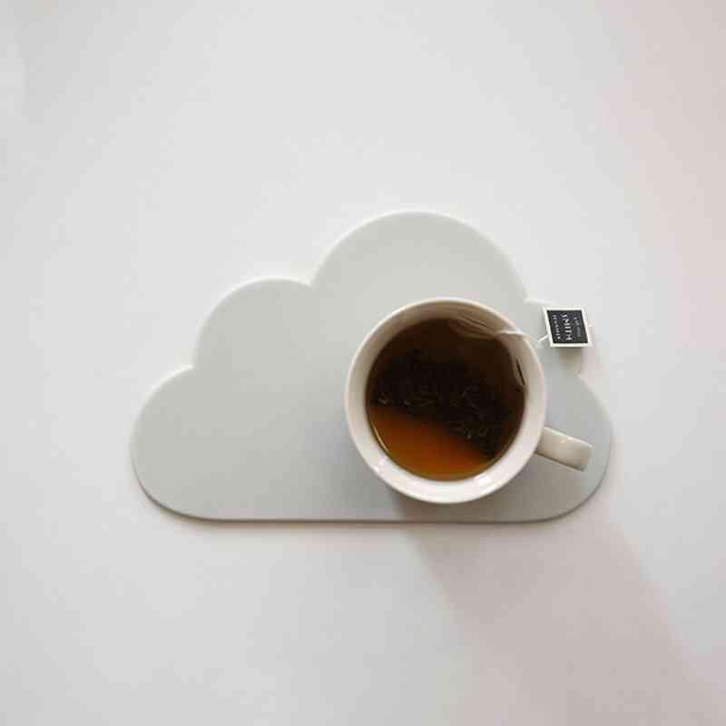 Cloud Shaped Coaster