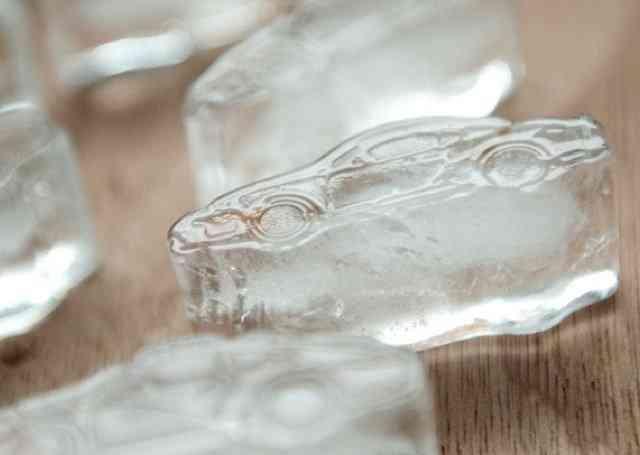 Porsche Ice Cube Tray