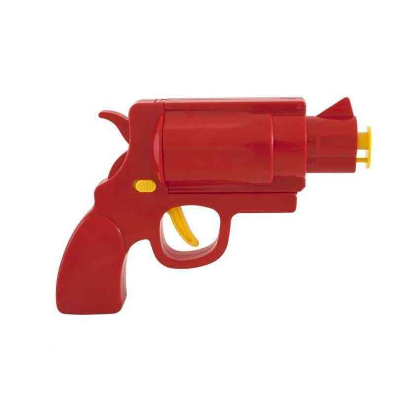 Condiment Gun And Bottle